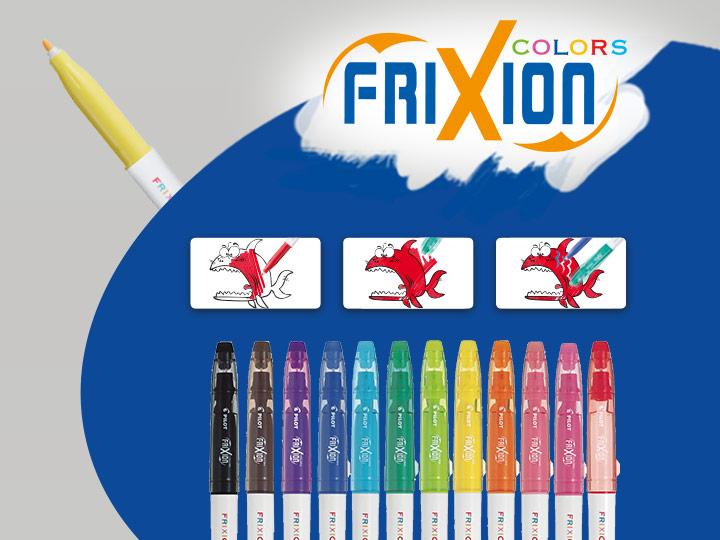 Pilot FriXion Colors
