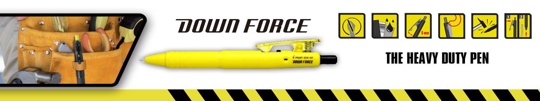 Down force by Pilot Στυλό διαρκείας