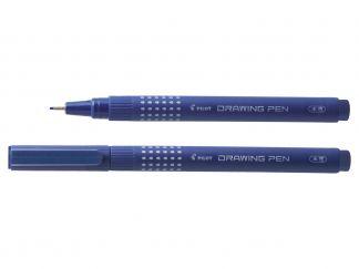 Drawing Pen 03 - Στυλό Μαρκαδόρος για Λεπτές Γραμμές - Μπλε - Μεσαίο Άκρο