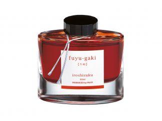 Μελάνια Iroshizuku - Πορτοκαλί - Πορτοκαλι Fuyu Gaki - 50 ml