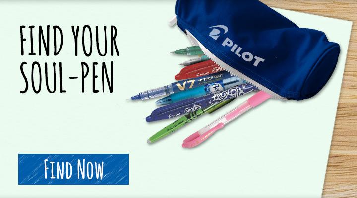 Find your soul pen